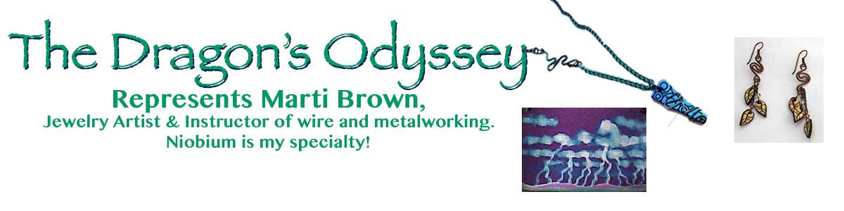 The Dragon's Odyssey - Niobium Magic at its best!