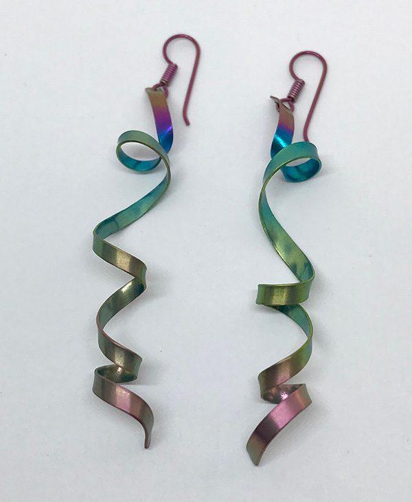 Gold & Myst Niobium Streamers